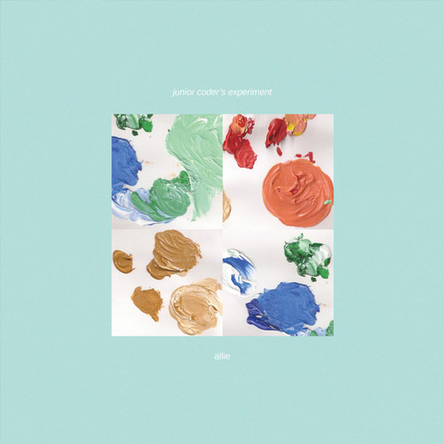 ALLIE - Junior Coders Experiment 12EP Colour Vinyl