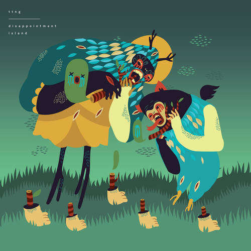 TTNG - Disappointment Island LP