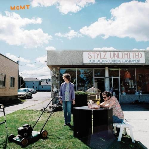 MGMT - MGMT LP (180gram vinyl)