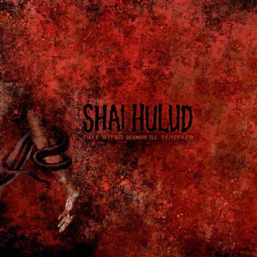 SHAI HULUD - That Within Blood Ill-Tempered LP Gold vinyl