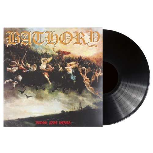 BATHORY - Blood Fire Death LP 180 Gram