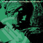 """STRIKE ANYWHERE - Nightmares Of The West 12""""EP (Colour Vinyl)"""