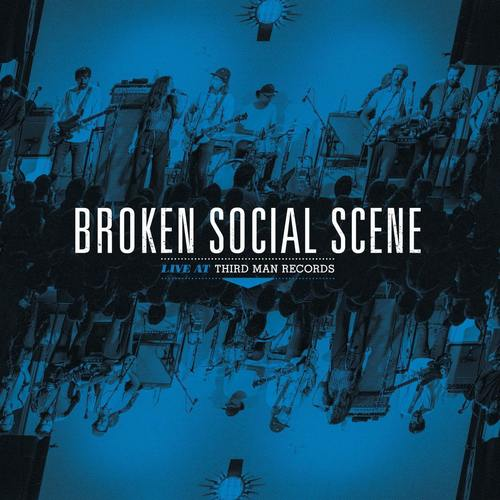 BROKEN SOCIAL SCENE - Live At Third Man Records LP