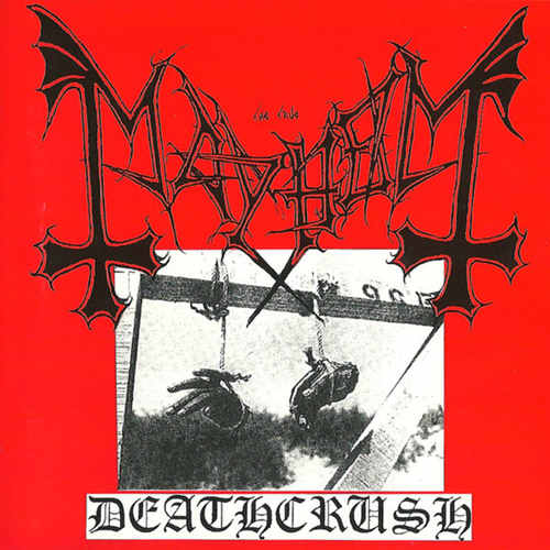 MAYHEM - Deathcrush LP Colour vinyl