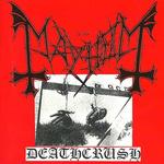 MAYHEM - Deathcrush LP Colour vinyl