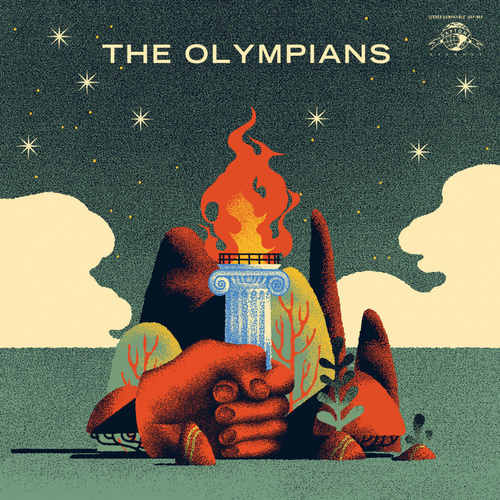 OLYMPIANS, THE - Self-Titled LP