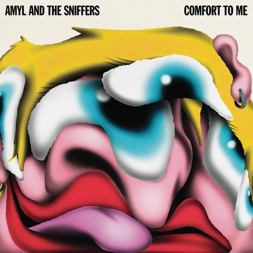 AMYL AND THE SNIFFERS - Comfort To Me LP (Red vinyl)