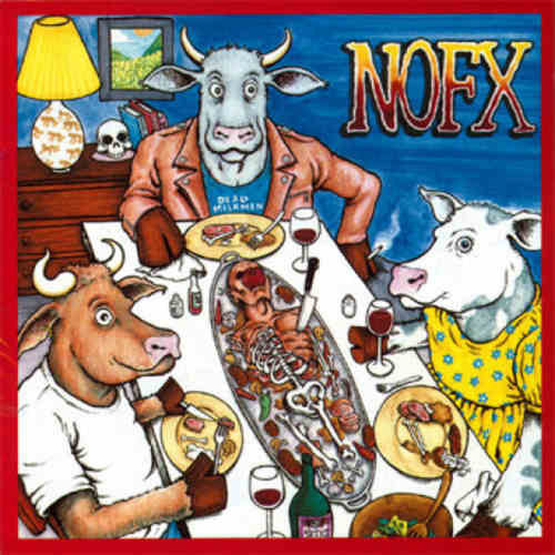 NOFX - Liberal Animation LP