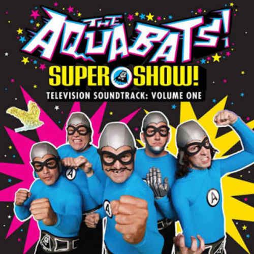 AQUABATS, THE - Super Show Television Soundtrack Volume One LP