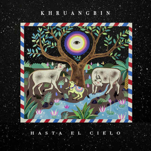 KHRUANGBIN - Hasta El Cielo LP+7