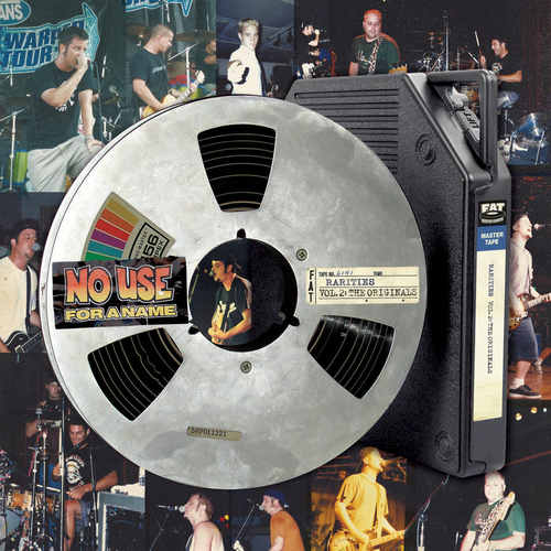 NO USE FOR A NAME - Rarities Vol. 2: The Originals LP