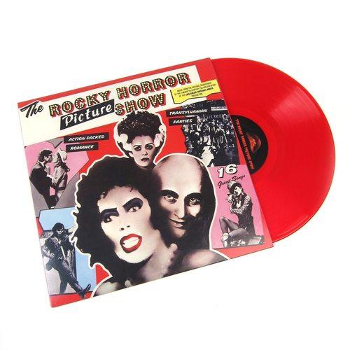 V/A - The Rocky Horror Picture Show (Original Motion Picture Soundtrack) LP (Colour Vinyl)