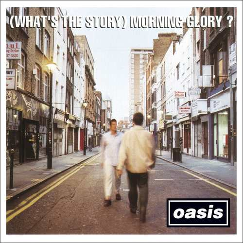 OASIS - (What's The Story) Morning Glory? 2xLP