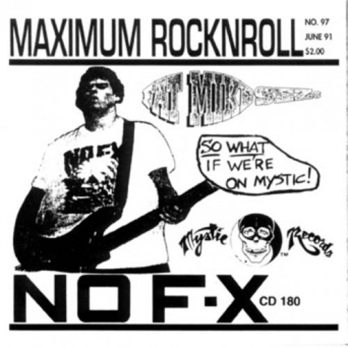 NOFX - Maximum Rocknroll LP