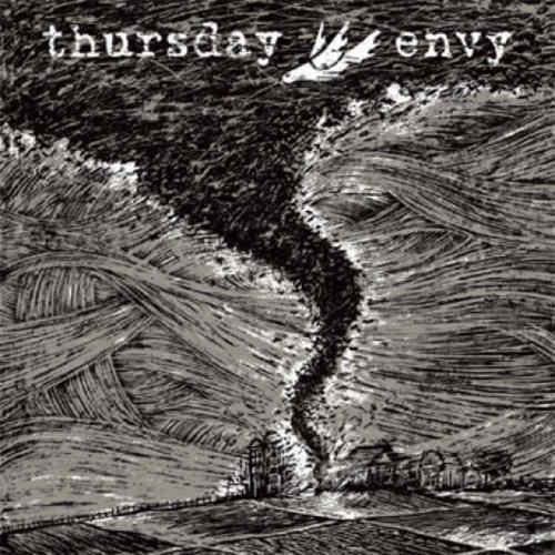 ENVY  THURSDAY - Split LP