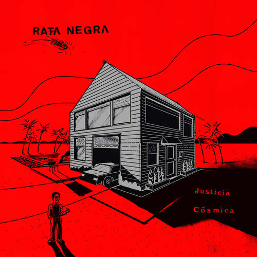 RATA NEGRA - Justicia Cósmica LP