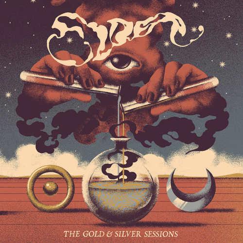 ELDER - The Gold & Silver Session LP