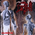 DEATH - Human LP Colour Vinyl