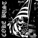 COKE BUST - Confined LP Clear Vinyl + Poster