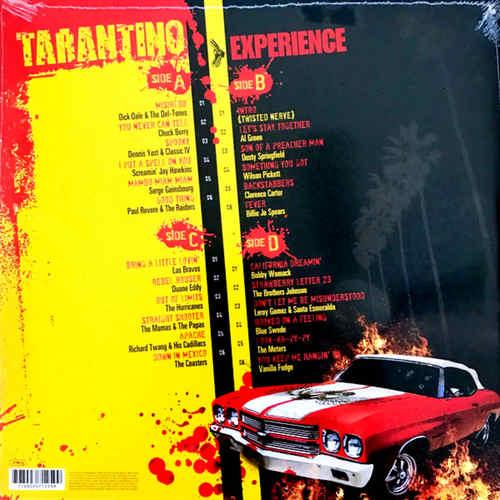 VA - The Tarantino Experience The Ultimate Tribute To Quentin Tarantino 2xLP Colour Vinyl