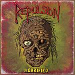 REPULSION - Horrified LP Colour Vinyl