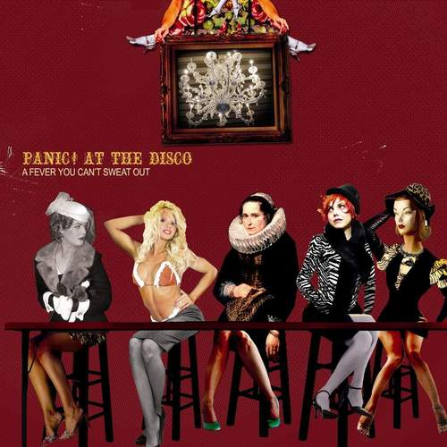 PANIC AT THE DISCO - A Fever You Cant Sweat Out LP