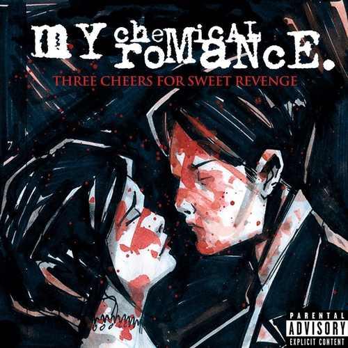 MY CHEMICAL ROMANCE - Three Cheers For Sweet Revenge LP