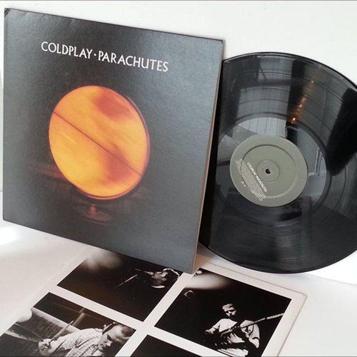 COLDPLAY - Parachutes LP 180g