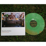 THANK YOU, IM SORRY - Im Glad Were Friends LP Olive In Gold Vinyl