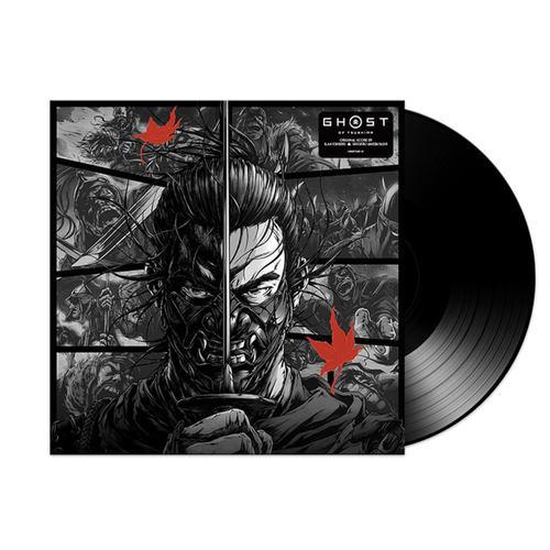 ILAN ESHKERI & SHIGERU UMEBAYASHI - Ghost Of Tsushima (Music From the Video Game) 3xLP