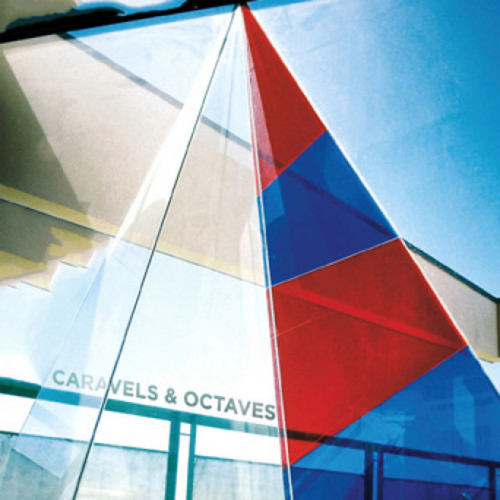CARAVELS  OCTAVES - Split LP