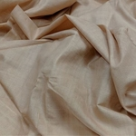 Tussar Fabric (Tussah) Handwoven with Silk Mark