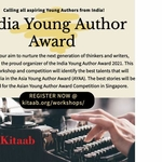 India Young Author Award Online Workshop and Competition