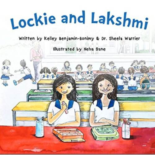 Lockie and Lakshmi by Kelley Benjamin Bonimy and Dr. Sheela Warrier