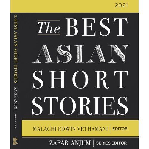 Pre-order: The Best Asian Short Stories 2021