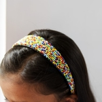 Multicolour Head band
