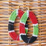 Maasai earrings African earrings for women