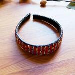 African Beaded Maasai headband