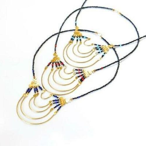 miscellaneous Brass pendant Necklaces
