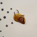 Cow Horn Keychain
