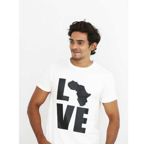 African Love White