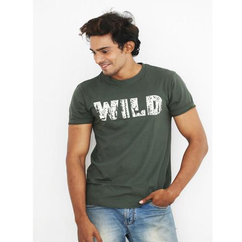 Wild Tees Military Green