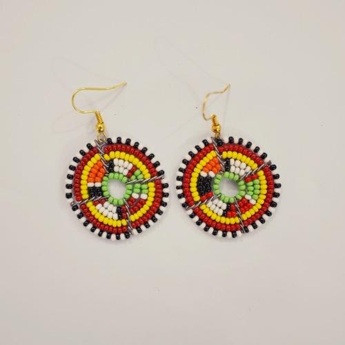 masai Round earring