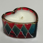 Love Glass Candle