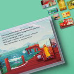 The Community Helpers Handbook - A story based, interactive, lend-a-helping-hand sort of adventure