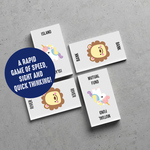 Shout It - A Game of Speed, Memory, Knowledge & Your Voice!