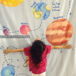 The Eight Planets & One Foot Dohar