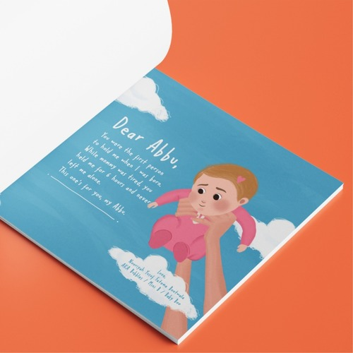 The Personalised Story Book - Starring your child & their favourite person in the world