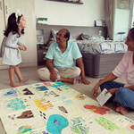 The Roar-some Combo! Story time meets Activity time in this thoughtful combo.