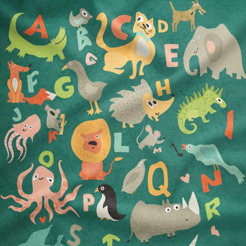 The Alphabet Jungle Dohar
